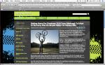screenshot article cycling scotland